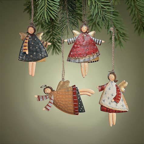 Vintage Christmas Ornament Angel  Antique Vintage Gallery