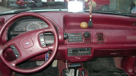 1992 FORD TEMPO - Image #10