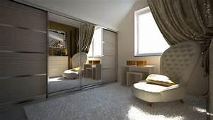 Schlafzimmer Mit Begehbarem Kleiderschrank : begehbarer kleiderschrank schranksysteme ~ Sanjose-hotels-ca.com Haus und Dekorationen