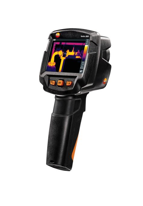 testo the best of you testo 868 thermal imager building building trade