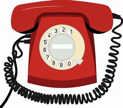 Telephone Clip Vector Svg