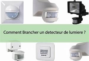 Branchement Detecteur De Mouvement : comment brancher un d tecteur de lumi re joelec ~ Dailycaller-alerts.com Idées de Décoration