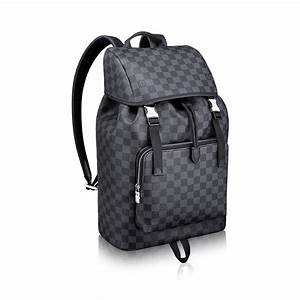 Zack Backpack Damier Graphite Canvas - Travel | LOUIS VUITTON