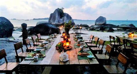 hotel  belitung  view terbaik  arah laut