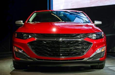 2019 Chevrolet Malibu Brings New Look, Sporty Rs Trim
