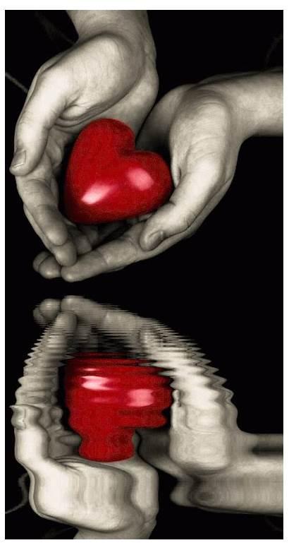Heart Happy Animation Hand Gifs Hearts Valentines