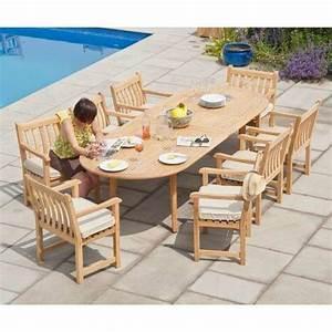 Grande Table De Jardin : catgorie table de jardin page 12 du guide et comparateur d 39 achat ~ Teatrodelosmanantiales.com Idées de Décoration
