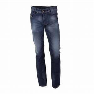 Jean Diesel Homme Slim : jean bleu brut d lav regular slim tapered iakop wash ~ Melissatoandfro.com Idées de Décoration