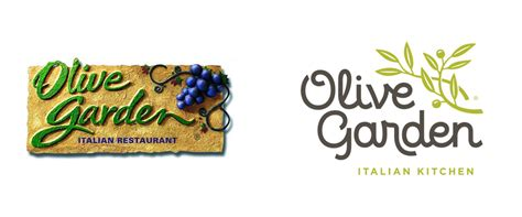 Olive Garden by Brand New New Logo For Olive Garden