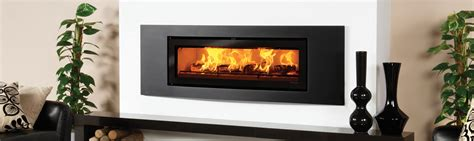 Contemporary Wood Burning Fireplaces   Stovax Fireplaces