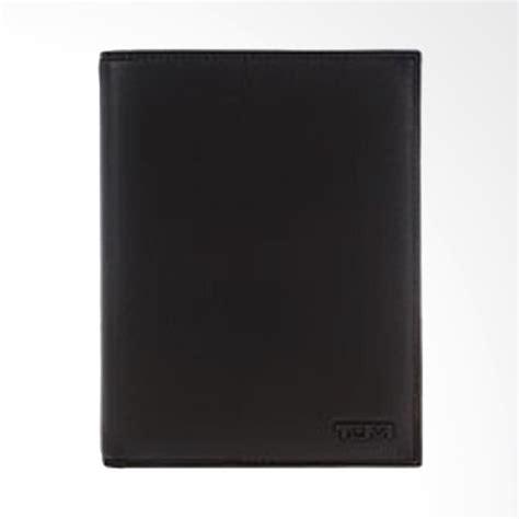 Harga Dompet Merk Tumi jual tumi delta leather passport dompet pria black