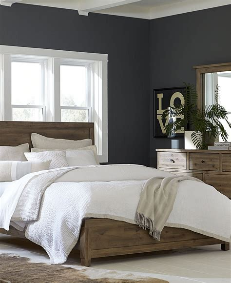 canyon platform bedroom furniture collection created