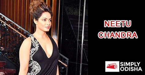 facts      neetu chandra