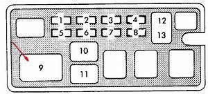 1991 Toyotum Pickup Fuse Diagram