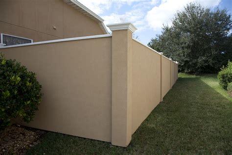 stucco fence ideas wall panel stucco wall panels