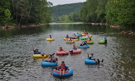 tub cing greenbrier river cground 187 river trips