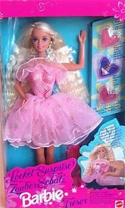 Locket Surprise / Zauber Schatz Barbie 1993 | Flickr ...