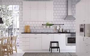 Ikea Küche Sävedal : ein k che im klassisch nordischen stil ikea ~ Frokenaadalensverden.com Haus und Dekorationen
