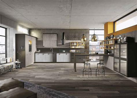 kitchen design  lofts  urban ideas  snaidero