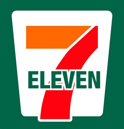 7 eleven s logo graphic design