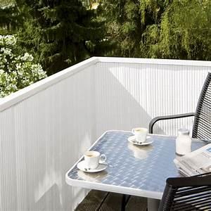 Sichtschutz Befestigung Auf Mauer : moderner balkonsichtschutz uv best ndigkeit steel concept ~ Watch28wear.com Haus und Dekorationen