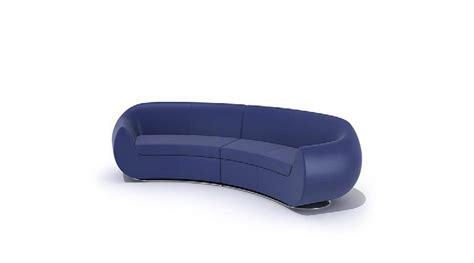 canapé arrondie canapé arrondi 3d library objets mobiliers jouets