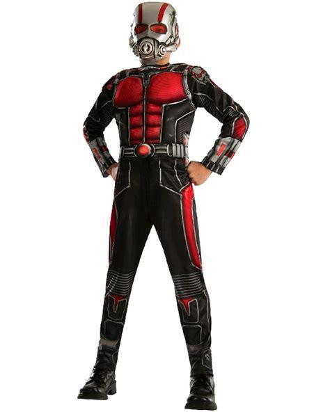 Ck505 Antman Boys Marvel Avengers Scott Lang Superhero
