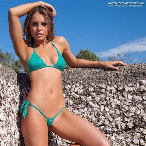 Janine Bikini P Our Hot New Model Maddison Is Wearing Our Summer Breeze