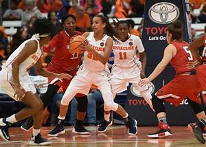 Syracuse women's basketball inches up a spot in USA Today ...