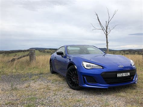 2018 Subaru Brz Ts Review  Practical Motoring