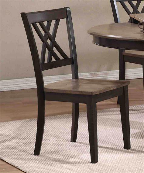iconic furniture rectangular leg dining set with x