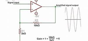 How To Use An Operational Amplifier To Amplify Voltage And