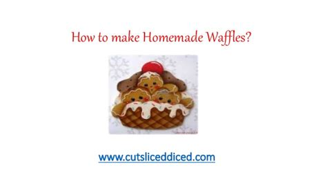 how to make waffles how to make waffles driverlayer search engine