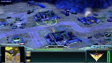 zero command conquer generals hour usa hd campaign