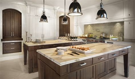 two island kitchens 25 stunning transitional kitchen design ideas