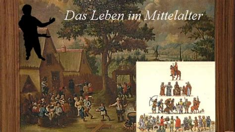 Zuschauerthemen  Das Leben Im Mittelalter  Ein Kleiner