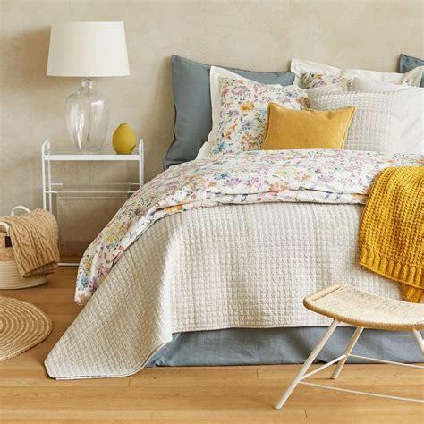 ropa de cama invierno  tendencias ideas  donde
