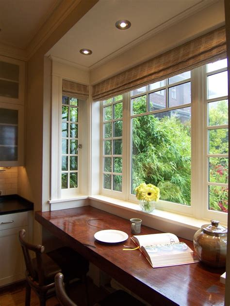 kitchen bay window pretty window treatments for bay windows trend san