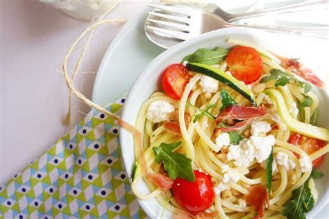 pates aux aubergines et ricotta salade de p 226 tes aux courgettes et ricotta