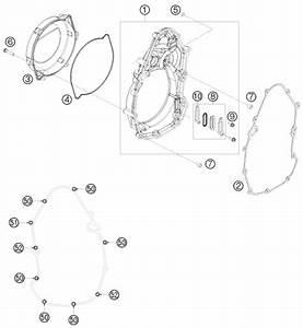 Husaberg 570 Wiring Diagram : bolton motorcycles fe 570 2010 clutch cover ~ A.2002-acura-tl-radio.info Haus und Dekorationen