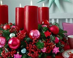 Adventskranz Rot Selber Machen : adventskranz selber machen 10 tolle ideen living at home ~ Markanthonyermac.com Haus und Dekorationen