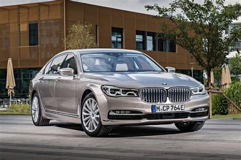 2018 Bmw 7 Series Plug-in Hybrid Review,trims, Specs And