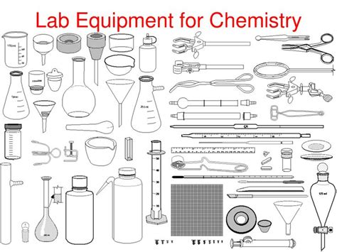 Supply And Delivery Of Chemistry & Physics Lab Equipments