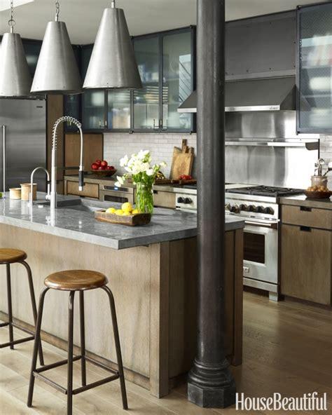 show kitchen design ideas 1001 ideas de dise 241 o de cocinas de estilo industrial 5200