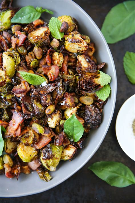 sprouts bacon fryer air brussels recipes paleomg healthy paleo keto recipe carb low protein cook fryers ve cooking cons pros