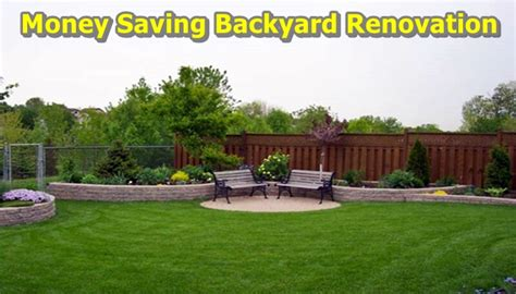 backyard remodel cost backyard renovations cost outdoor furniture design and ideas