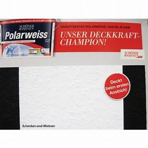 Schöner Wohnen Polarweiss : sch ner wohnen polarweiss matt f r innen 2 5 l ~ Watch28wear.com Haus und Dekorationen