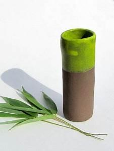 Bambus Pflege In Der Vase : vasen bambus atelier saskia lauth art design ~ Lizthompson.info Haus und Dekorationen