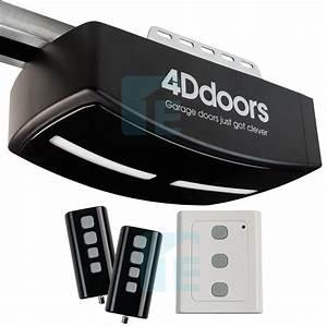Sectional Panel Lift Garage Door Opener 4d Egarage 4ds2v1