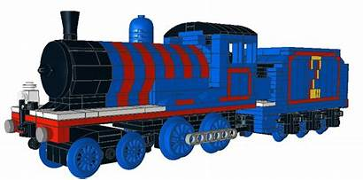 Thomas Friends Edward Lego Ldd Parts Train